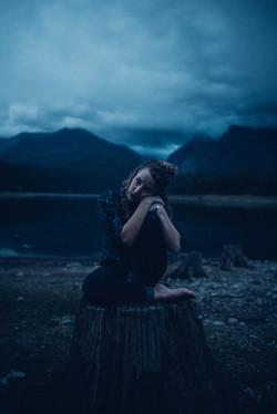 nature portrait- Montana