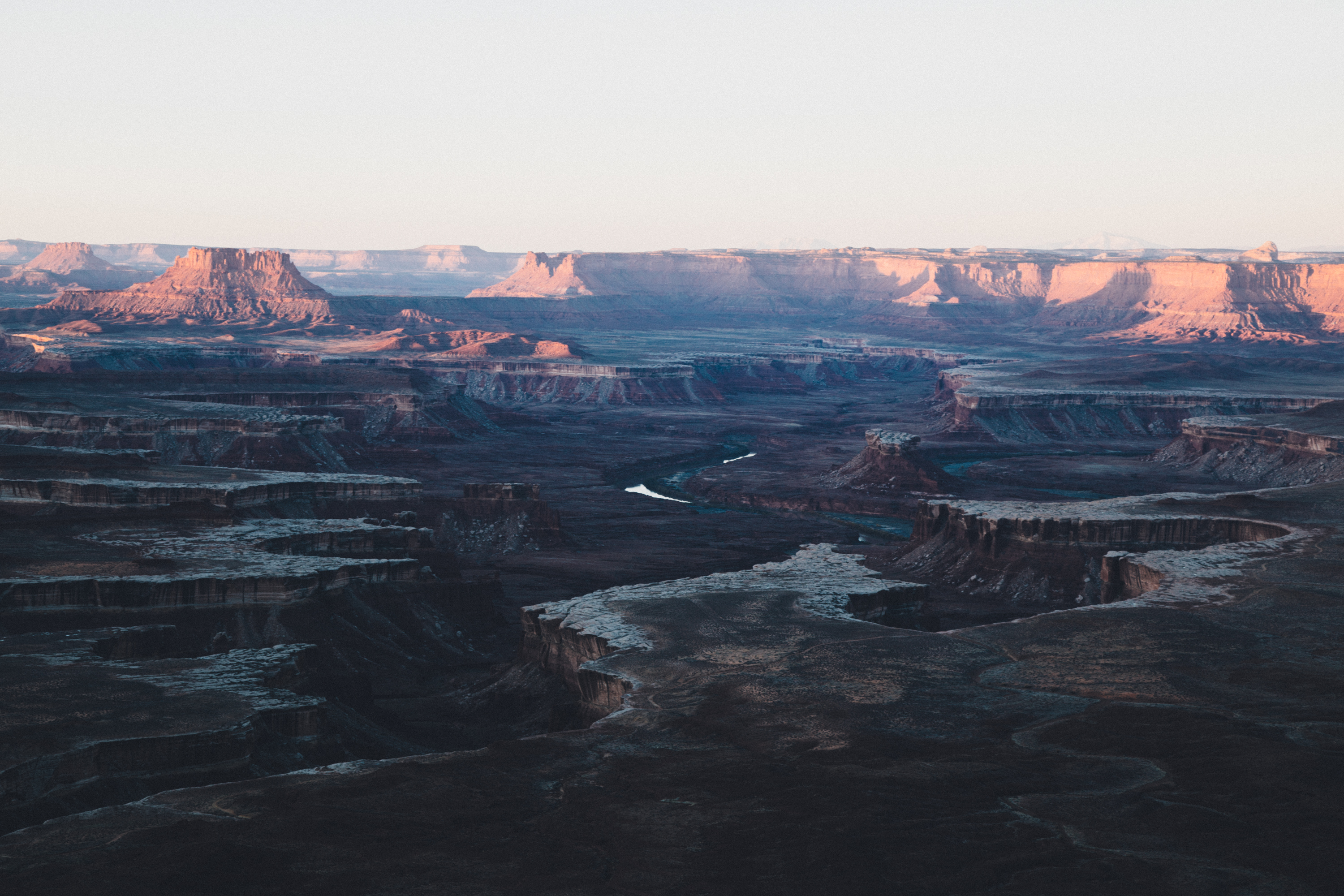 Green River Overlook Sunrise