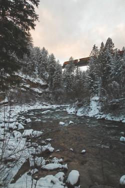 Train-Trestle-Sunset-Montana-Missoula-Fish-Creek