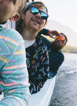 Chubbies Clothing at Glacier Park