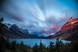 St.Mary Sunrise, Montana