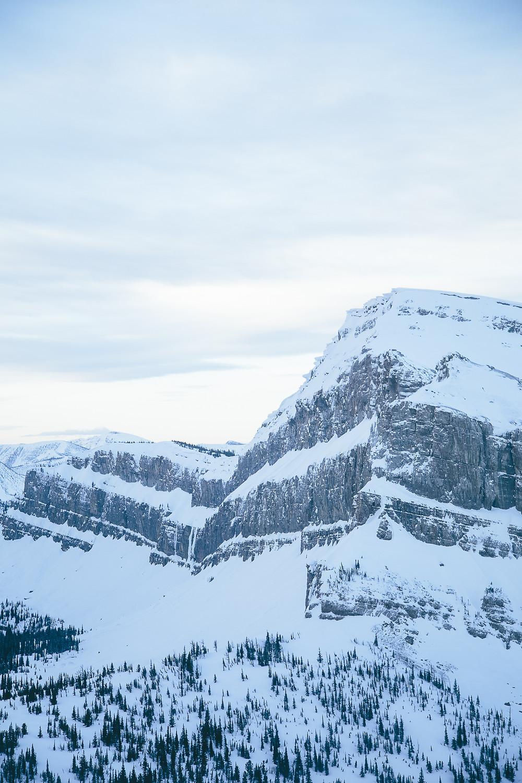 The Chinese Wall, Bob Marshall Wilderness, Montana |  Montana Adventure Photographer | Montana Photography