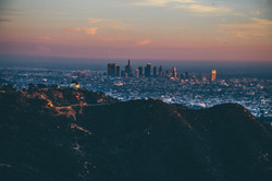 Griffith Sunset, California