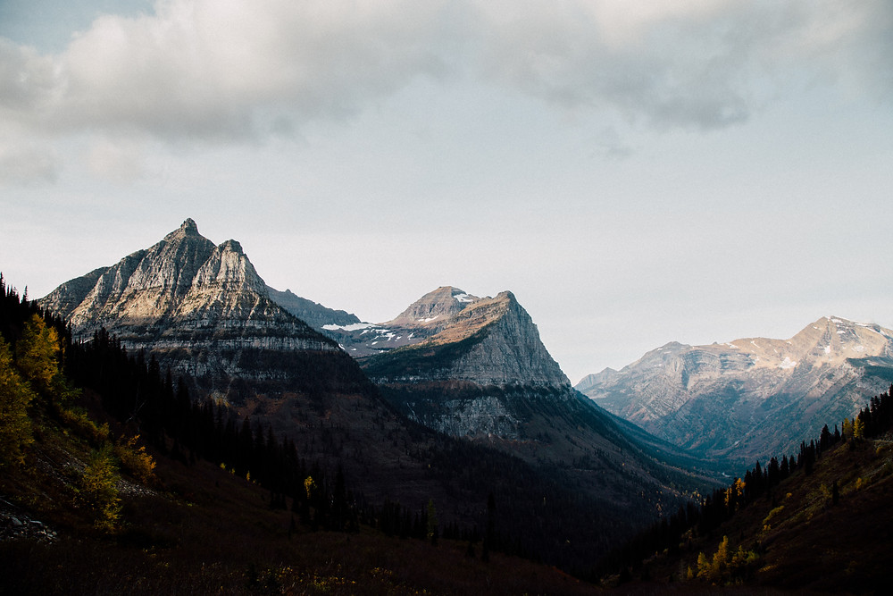 Going to the Sun, Glacier National Park, Montana |  Montana Adventure Photographer | Montana Photographer