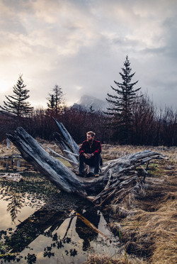 nature portrait, canada