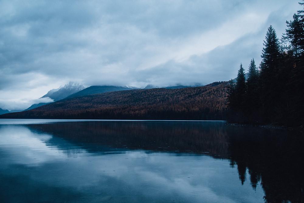 Bowman Lake, Montana  |  Montana Adventure Photographer | Montana Photographer