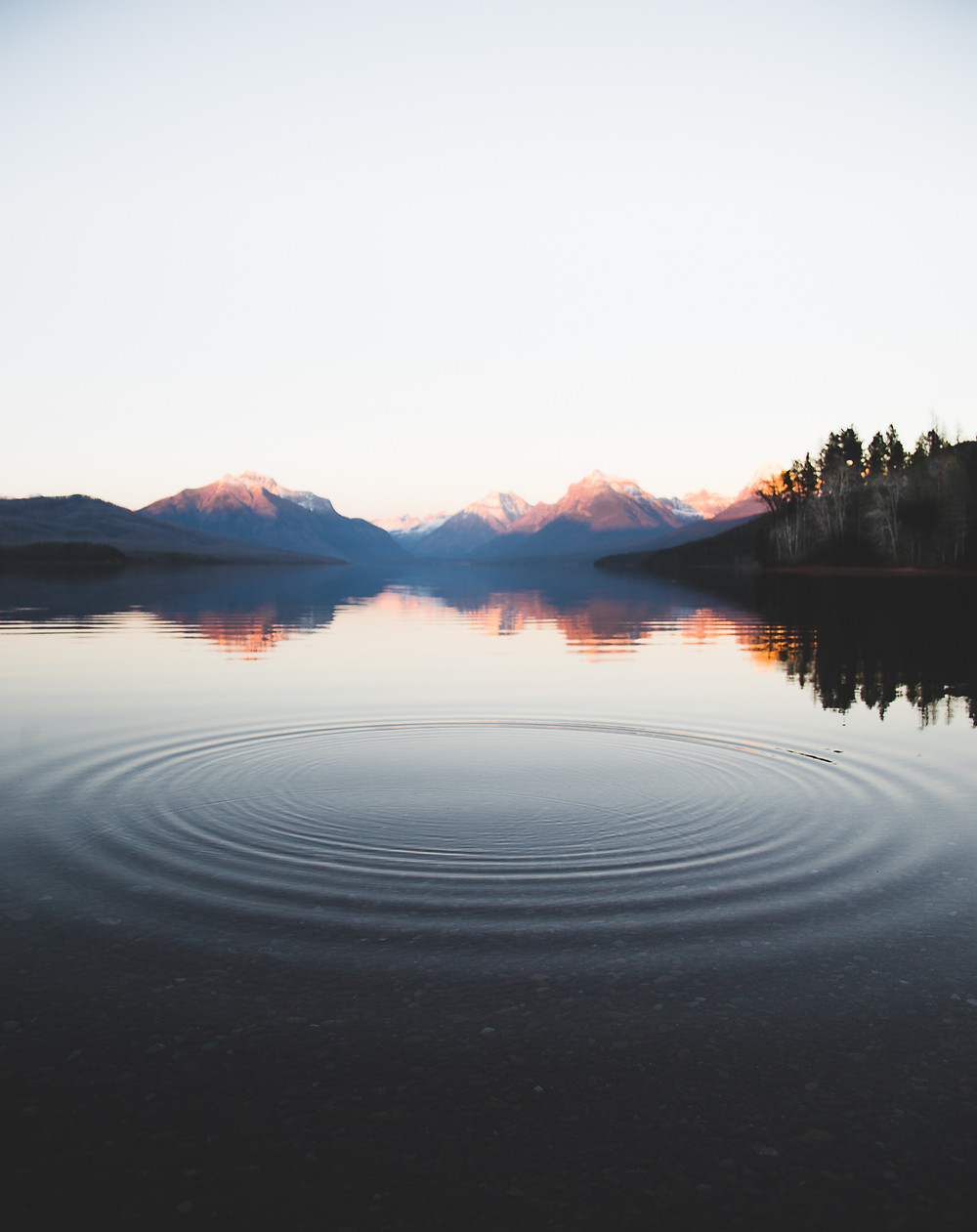 Lake McDonald Sunset, Glacier National Park, Montana |  Montana Adventure Photographer| Montana Photographer