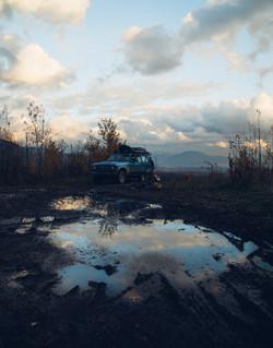 Car Camping-Montana