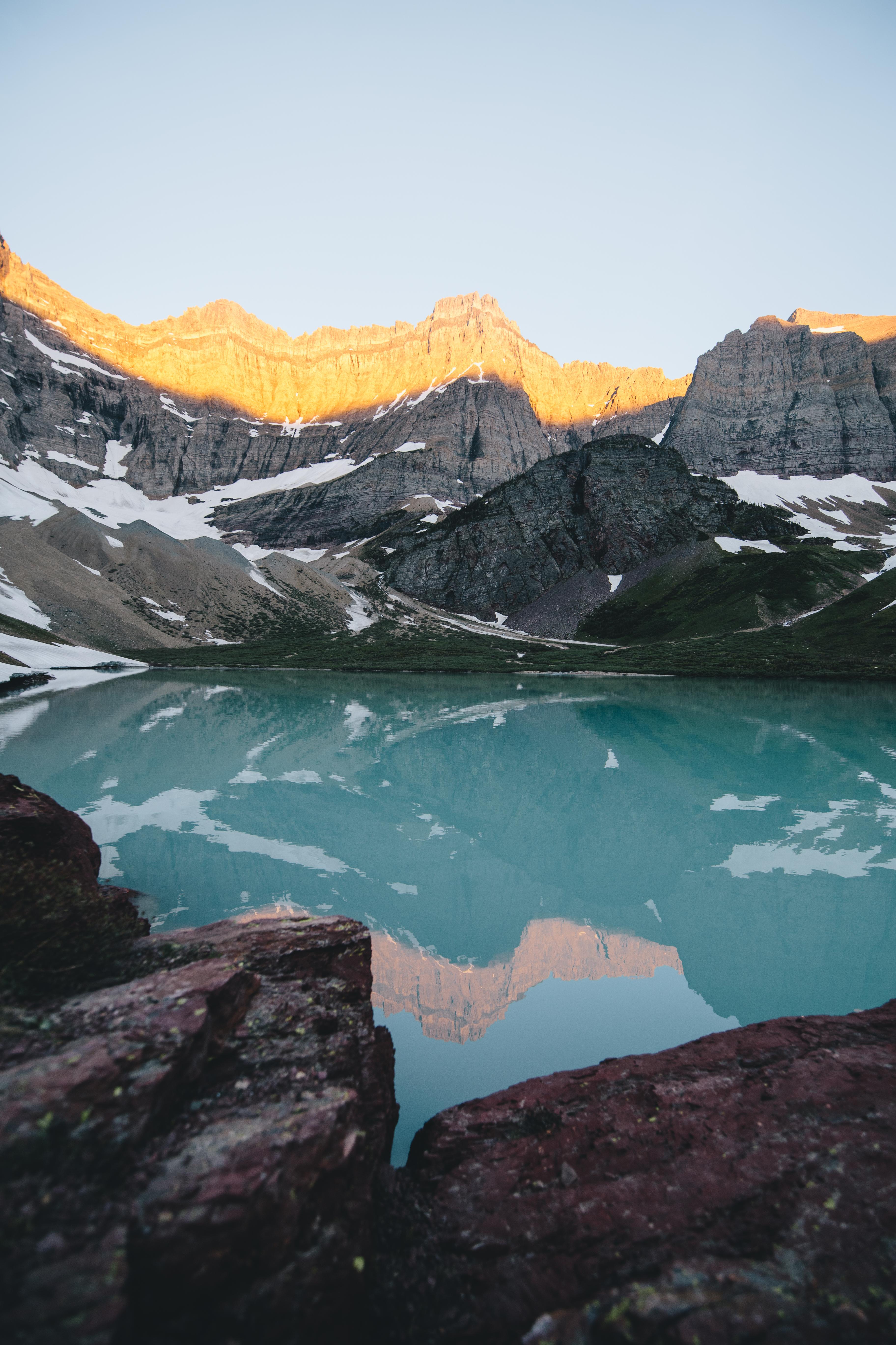 June 24 Many Glacier-0518