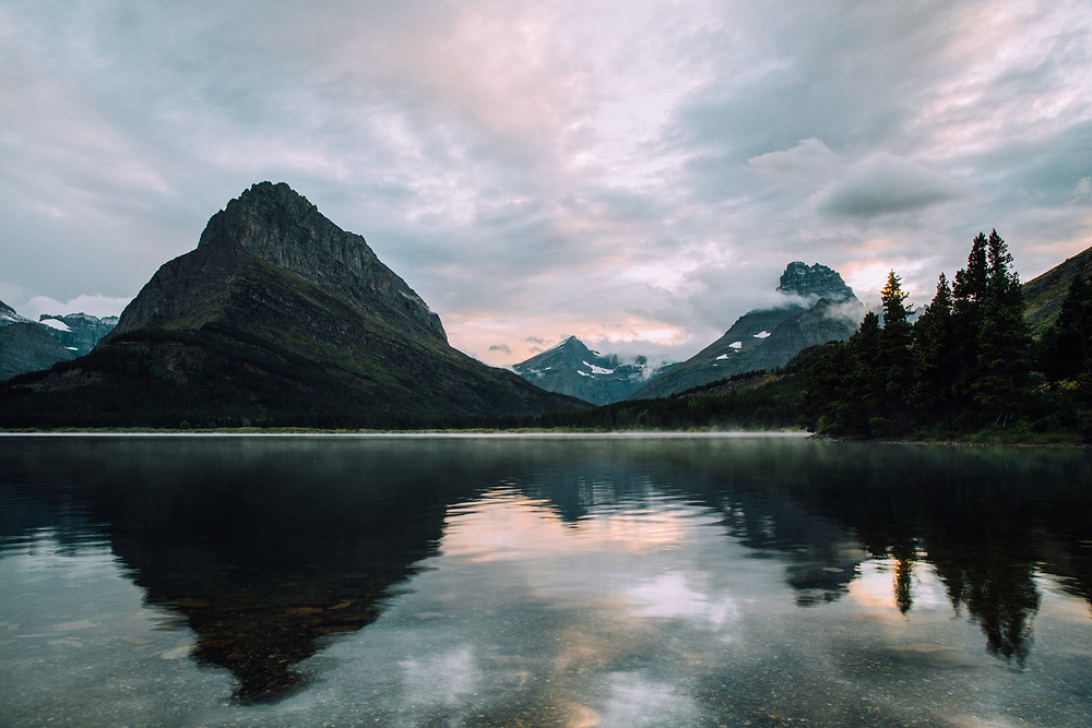 Swiftcurrent Lake, Glacier National Park, Montana |  Montana Adventure Photographer | Montana Photographer