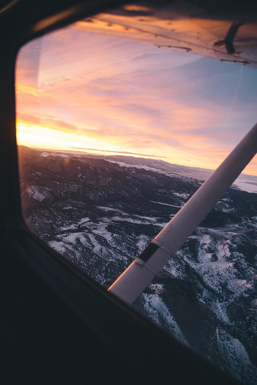 Flying Over Helena, Sunrise, Montana Photography. Adventure Photography, Travel Photography, Adventure Photographer, Outdoor Lifestyle Photography,Photography Blog, Adventure Blog, Travel Blog