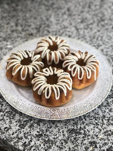 Petite Rum Cakes