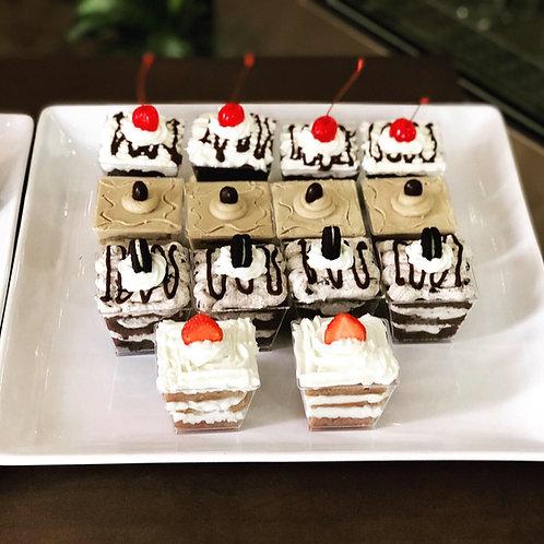 Dessert Cake Shooters
