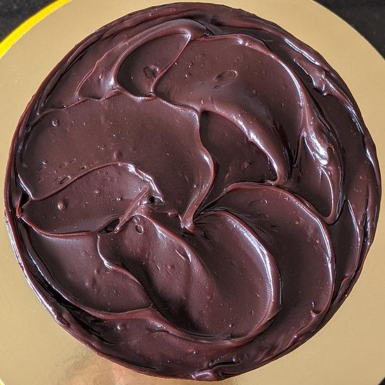 Dark Decadent Chocolate Cake