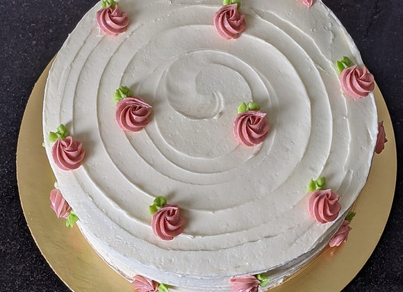 Basic Vanilla with Buttercream