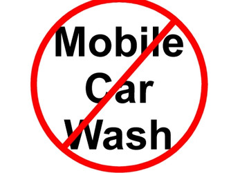 North Miami Code Enforcement are citing Mobile Car Wash Vendors