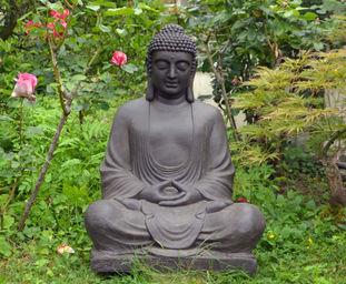 statues de bouddha. Black Bedroom Furniture Sets. Home Design Ideas