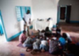 Hos Rafiki i Tanzania_