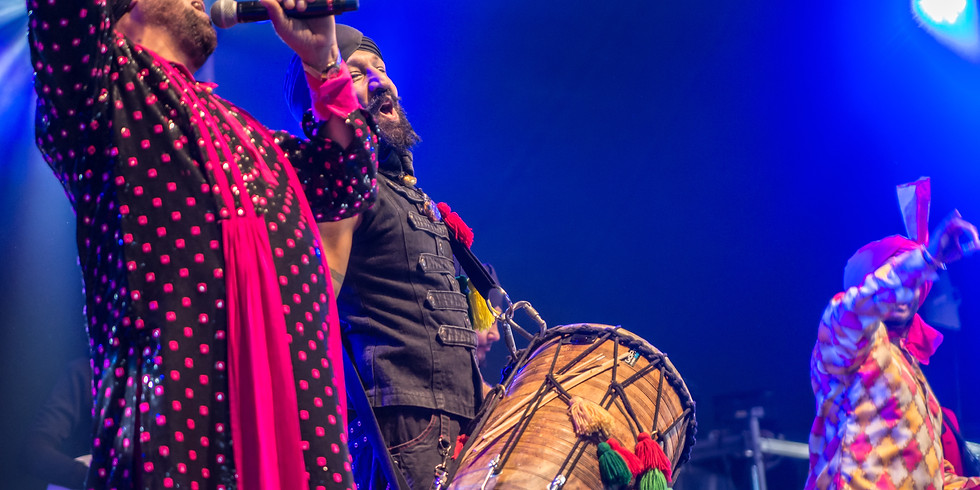 The Dhol Foundation - LIVE!