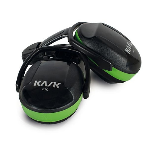 Orejeras, color verde SC3 16 Hz a 256 hZ