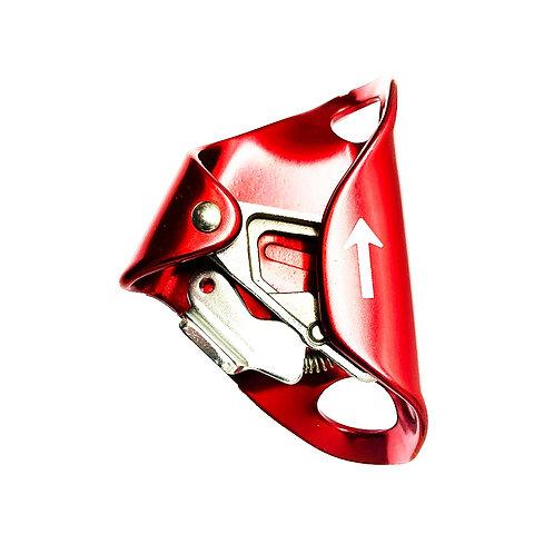 Ascensor de pecho de aluminio para cuerda de 9-13mm