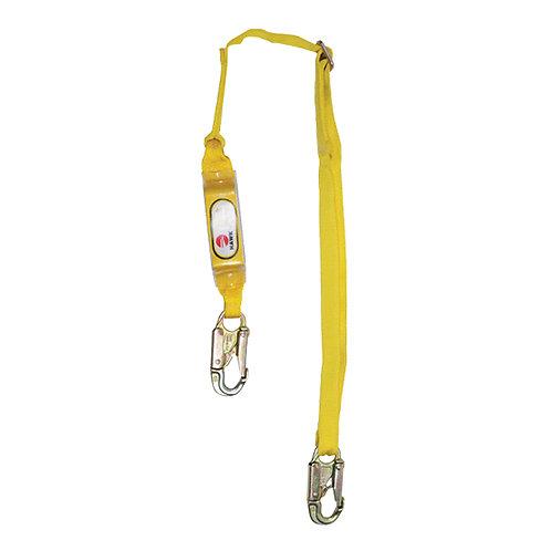 Cable contra caídas Hawk 601A-STD ajustable1.35 a 1.80 m
