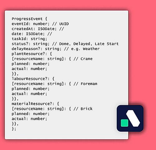 Aphex Construction Data API