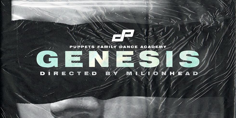 Genesis  video progetto