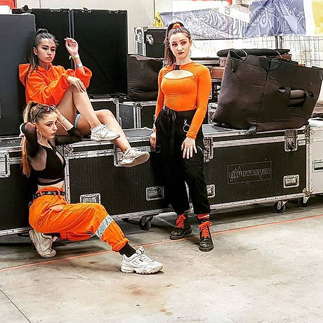 Orange  is the new swagg .__corefestival