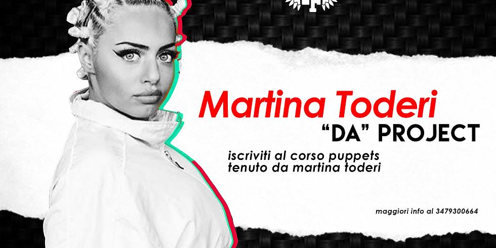 Martina Toderi Da project