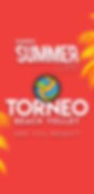 torneo beach volley summer camp 2020