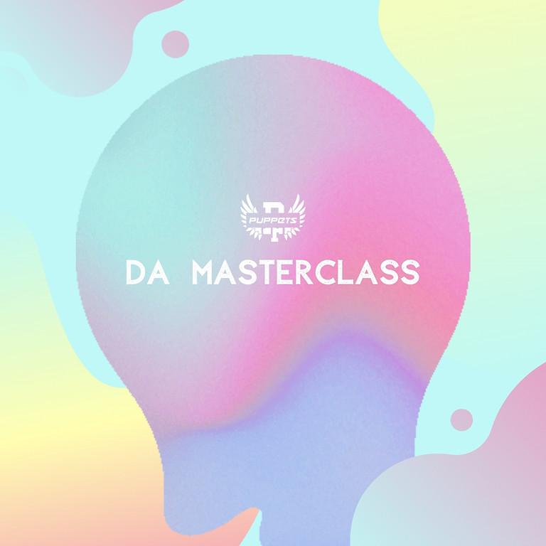 registrazione masterclass