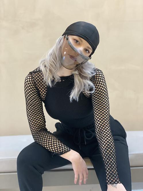 Maschera in policarbonato