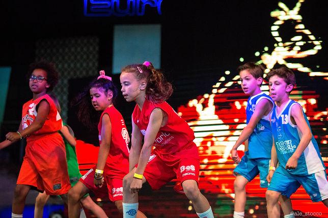 coreografia  di bambini  kids a treviso centro