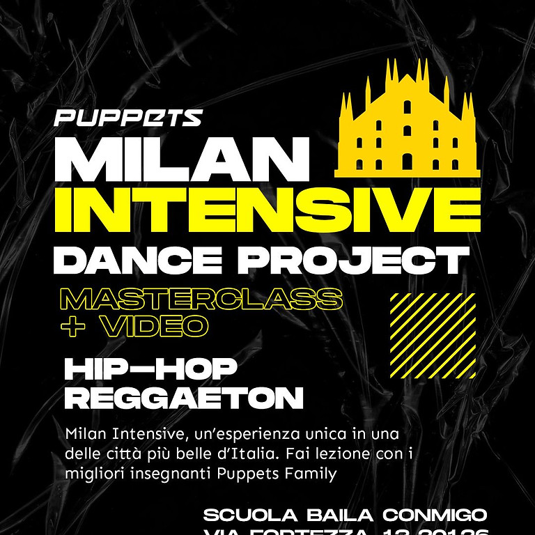 MILAN INTENSIVE PROJECT