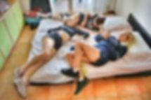 Pronti per il prossimo allenamento ._.jp