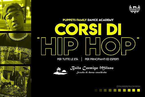 corsi hip hop milano villa san giovanni