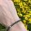 Thumbnail: Hematiet armband - 4 mm