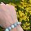 Thumbnail: Mongoolse Agaat armband- 8 mm