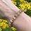 Thumbnail: Agaat armband - 8 mm