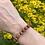 Thumbnail: Goudsteen armband - 8 mm