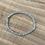 Thumbnail: Aquamarijn armband - 4 mm