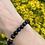 Thumbnail: Blauwstroom armband - 8 mm