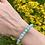 Thumbnail: Amazoniet armband - 6 mm