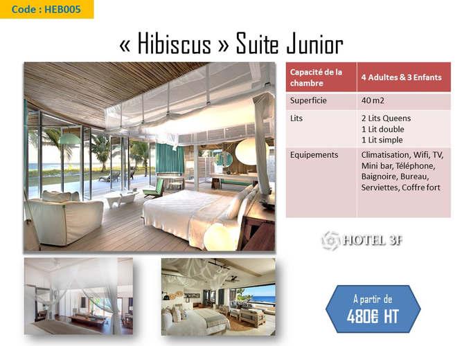 Suite Junior Hibiscus
