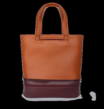 Tan Maroon Bag.png