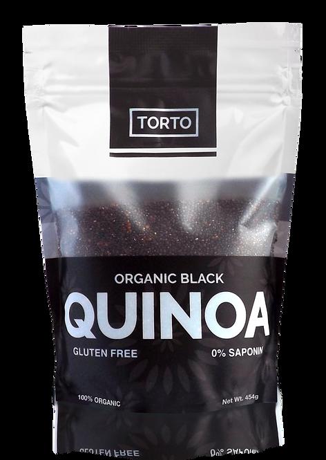 Torto Organic Black Quinoa