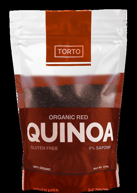 Torto Organic Red Quinoa