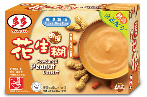 Torto Peanut Powdered Dessert