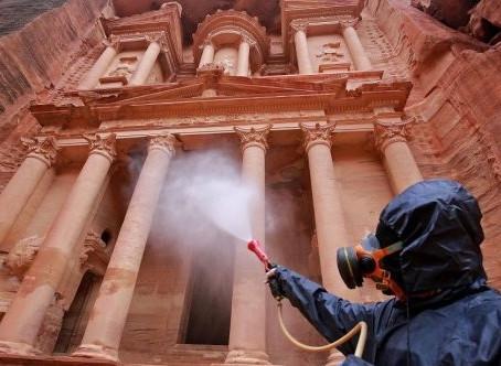 Einreisebestimmungen für jordanien - Kann man noch nach Jordanien reisen?